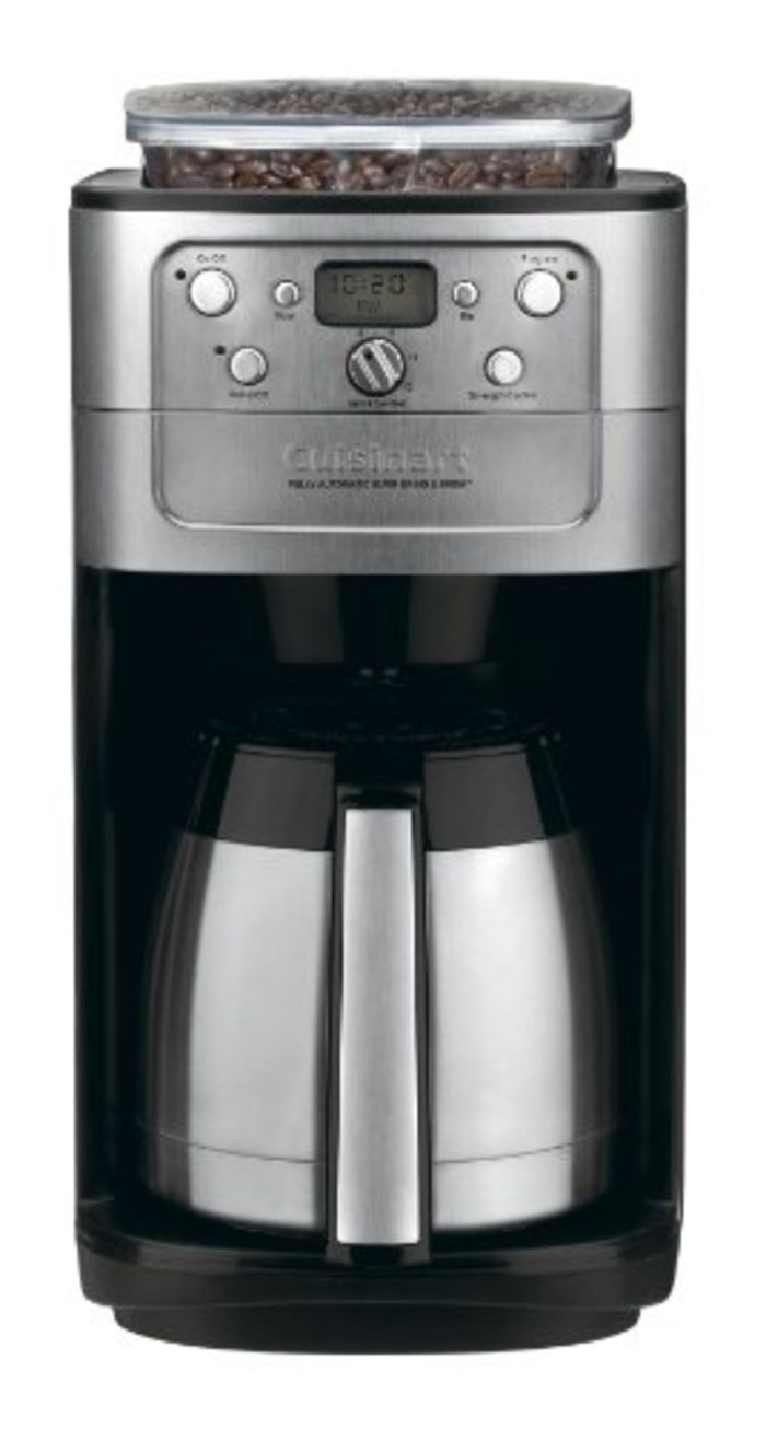 Best Rated Grind Brew Coffee Makers