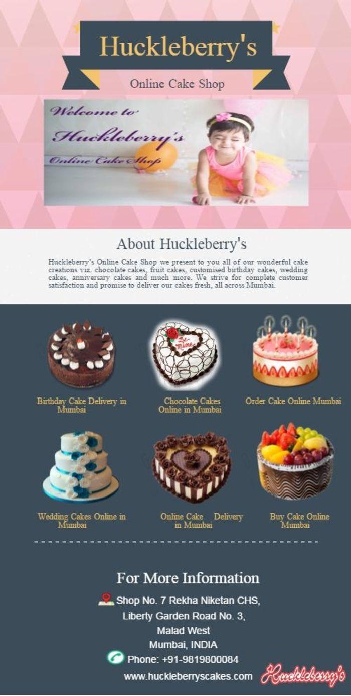 Online Cake Order In Mumbai