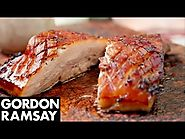 2015 Canadian Thanksgiving Turkey Alternatives! | Slow-Roasted Pork Belly - Gordon Ramsay