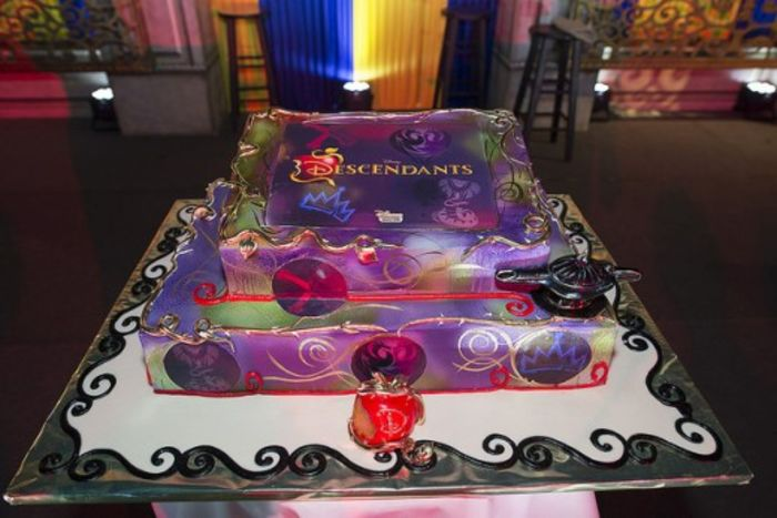 Disney Descendants Birthday Party Ideas And Supplies For A