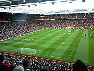 3. Manchester United - 75,323