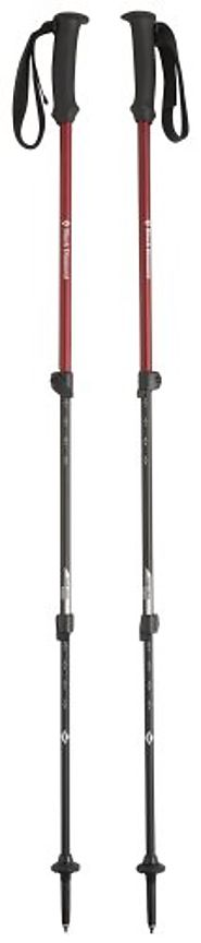 Best Trekking Poles for Tall People Reviews | Black Diamond Trail Back Trekking Poles