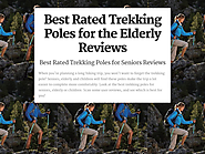 Best Trekking Poles for Tall People Reviews | Best Trekking Poles for Seniors Reviews