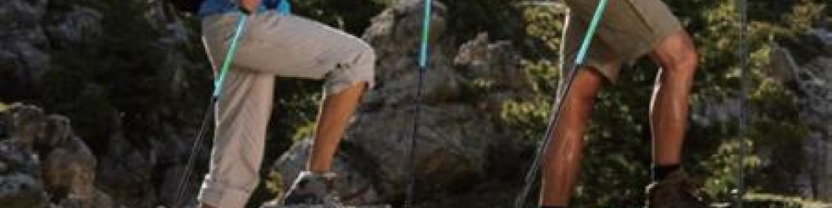 Headline for Best Trekking Poles for Tall People Reviews