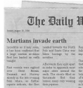 Earth Mashups: Google Earth Meets Web 2.0 | The Newspaper Clipping Image Generator - Create your own fun newspaper
