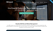 Social Media Tools | Oktopost