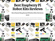 Best Rated Raspberry Pi Robot Kits Reviews | Best Raspberry Pi Robot Kits Reviews