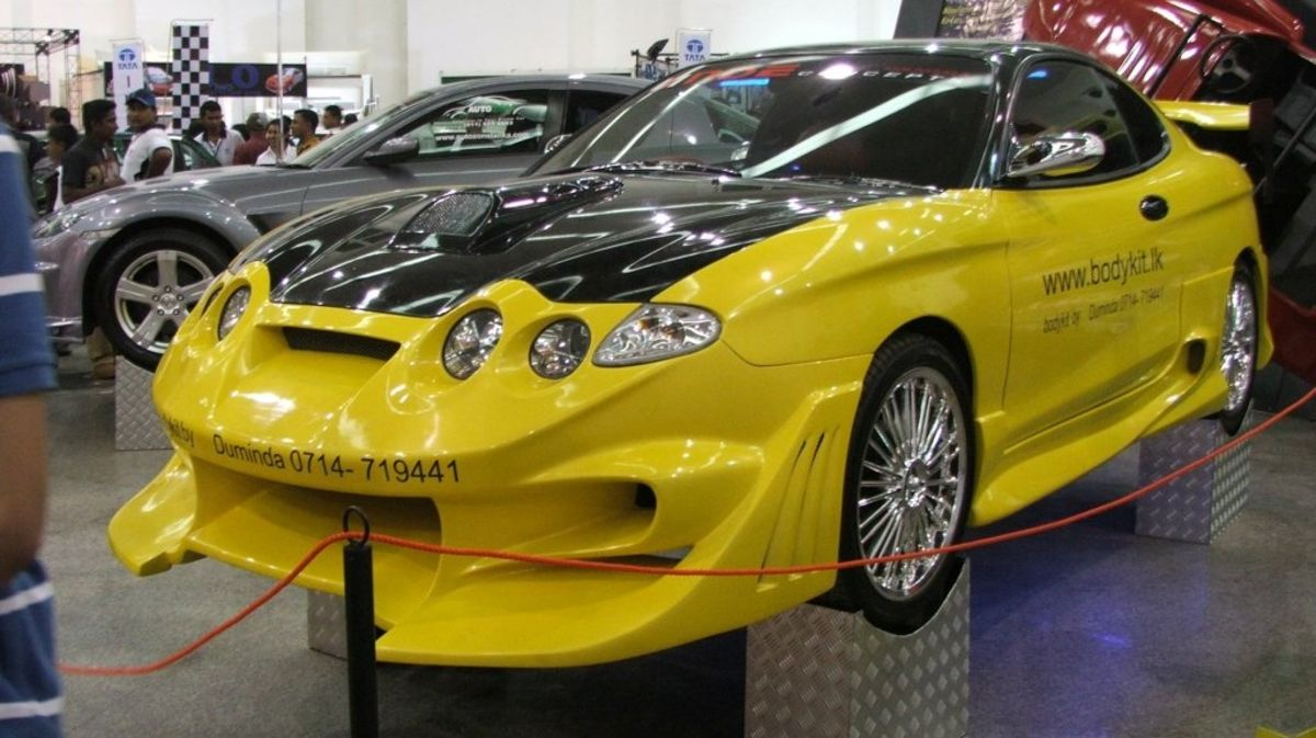 Ten Worst Modified Car Trends A Listly List