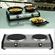 Waring Pro Portable Double Burner Reviews