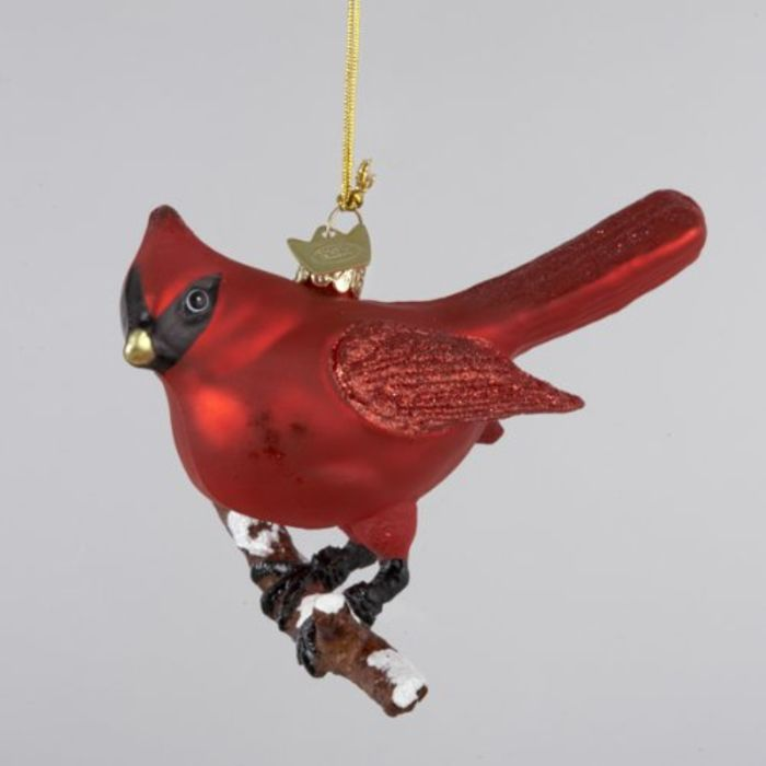 Beautiful red bird christmas ornaments a listly list List of christmas ornaments