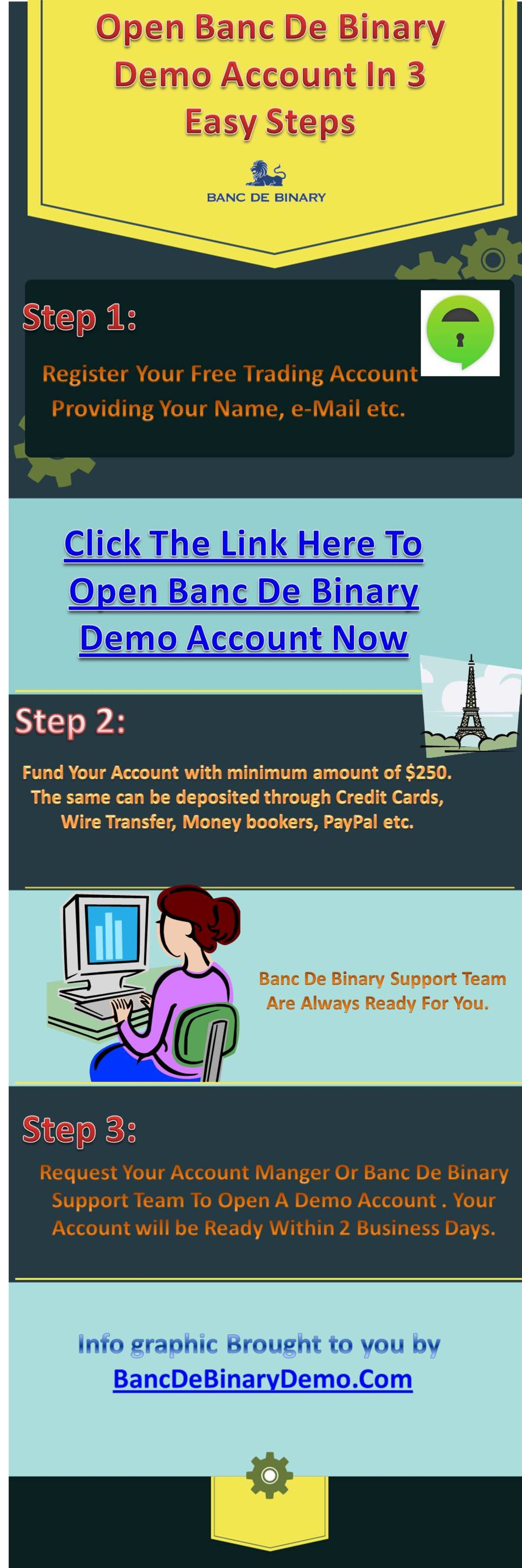 Banc de binary demo account