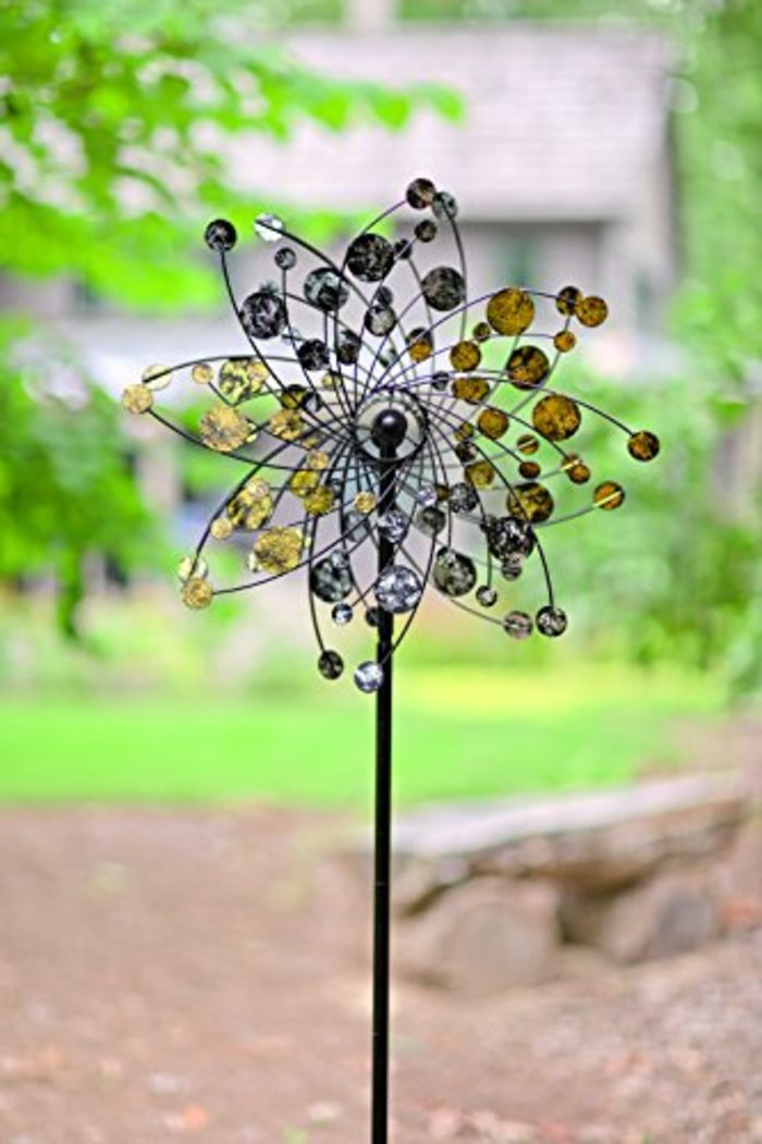 Beautiful Kinetic Garden Wind Spinners