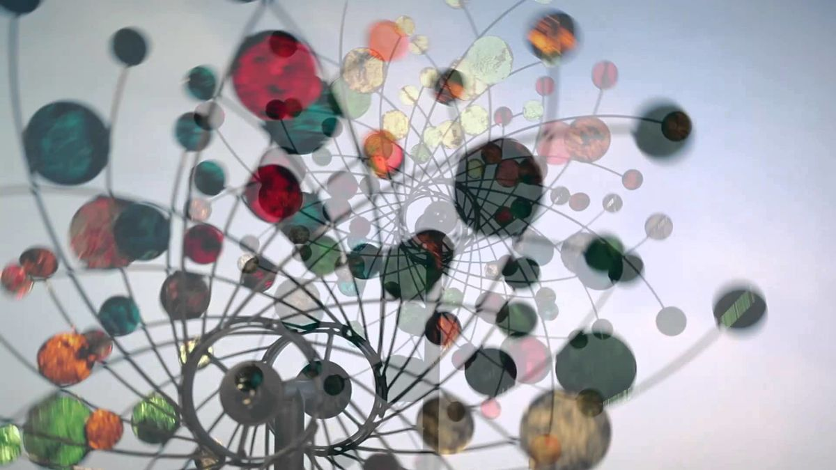 Beautiful Kinetic Garden Wind Spinners A Listly List
