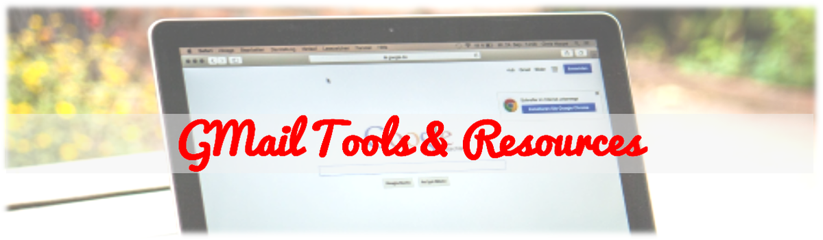 Headline for GMail Tools & Resources