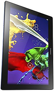 Best Rated Digital Scrapbooking Tablets 2016 | Lenovo Tab 2 10-Inch 16 GB Tablet (Navy Blue)