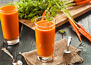 Healthy & Yummy Carrot Juice Recipes | Carrot Apple Ginger Juice