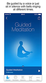 Meditation apps to help you get into regular practice | The Mindfulness App