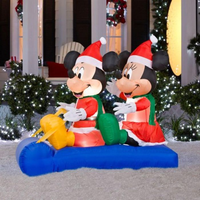 Cheap Christmas Inflatable Yard Decorations
