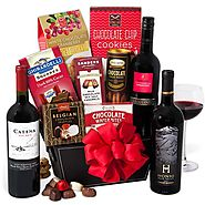 Corporate Chocolate Gift Baskets - Best Reviewed Gourmet Chocolate Gifts for 2016