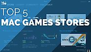 Latest Mac gaming news | Finding Mac games downloads: The Top 5 Stores