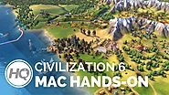 Latest Mac gaming news | Civilization 6 Mac Hands-On