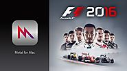 F1 2016's Mac Version is Now Available