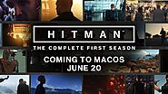 The new Hitman is coming to Mac on June 20