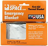 The Original Space Blanket