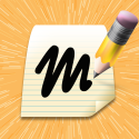 #MentalNote for #iPad - the digital notepad to #mlearning