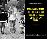Cursos educacion, integracion, trabajo social | EDUCADOR FAMILIAR: EL AJUSTE FAMILIAR
