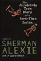 Young Adult Book List | The Absolutely True Diary of a Part-Time Indian by Sherman Alexie