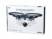 UDI U818A - 1 Discovery - *UPDATED Drone with Camera (HD) - 2.4GHz 4 CH 6 Axis Gyro RC Quadcopter with HD Camera RTF ...