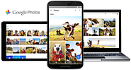 Google Photos helps free up space by deleting images you've already backed up