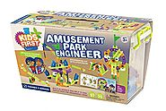 Gifts for Preschoolers | Kids First Amusement Park Engineer Kit