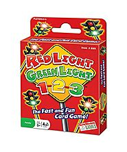 Gifts for Preschoolers | Red Light, Green Light, 1,2,3 Card Game