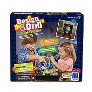 Gifts for Preschoolers | Educational Insights Design & Drill BrightWorks