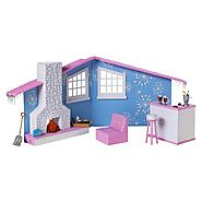 Bratz Snowkissed Winter Lodge Playset
