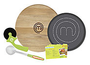 MasterChef Junior Pizza Cooking Set by Wicked Cool Toys