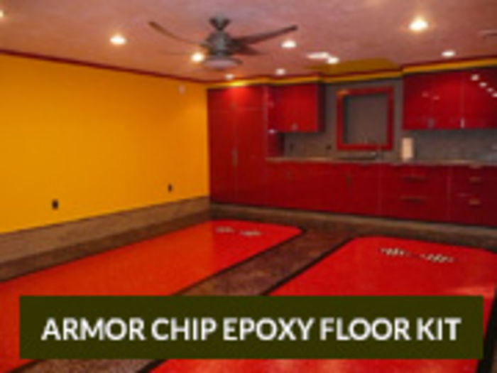 Top garage flooring and coating materials in 2015 a for Garage materials