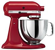 Best Rated Kitchen Stand Mixers Reviews 2016 | KitchenAid Artisan 5 Quart Stand Mixer Review