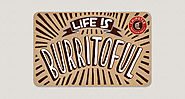 Top 10+ Gift Cards for your teenager and tween! | Chipotle