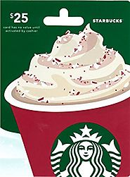 Top 10+ Gift Cards for your teenager and tween! | Starbucks Gift Card
