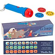 Mouiln Roty Kids Story Flashlight