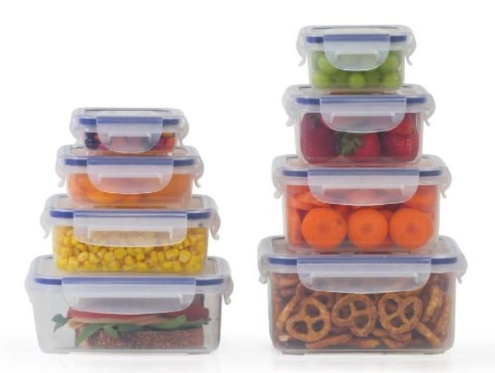 Best Rated Airtight Storage Containers For Food