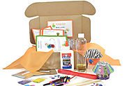 The Happy Trunk :: Kids Crafts and Science Kits for ages 3-11