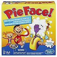 Holiday Party Games | Pie Face Game