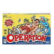Holiday Party Games | Operation Game