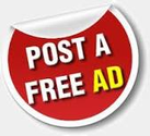 Free Advertising Sites | Free Viral Ads - Post & Search Free Business Classified Ads