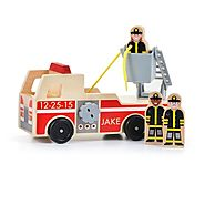 10 Personalized Gifts | Melissa & Doug Fire Truck