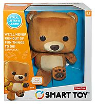 Holiday Gifts for Boys | Fisher-Price Smart Toy Bear